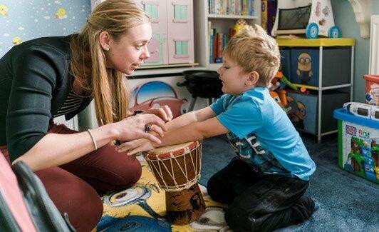 Papageno muziektherapie aan huis