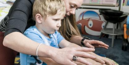 Muziektherapie heeft positief effect op sociale interactie