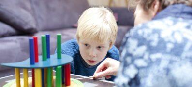 PRT behandeling voor kind met autisme