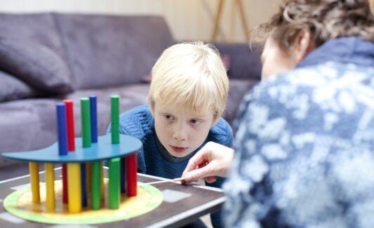 PRT: veelbelovende behandeling voor (jonge) kinderen met autisme